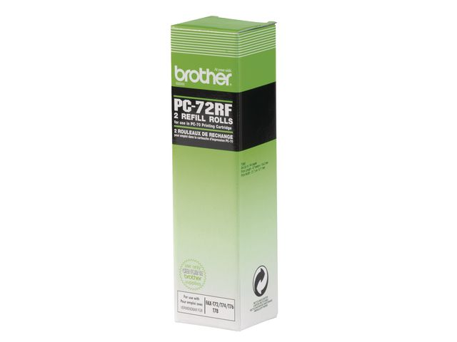 Great Value Brother PC-72RF 2 Print Ribbon | Brother | PC72RF | Brother
