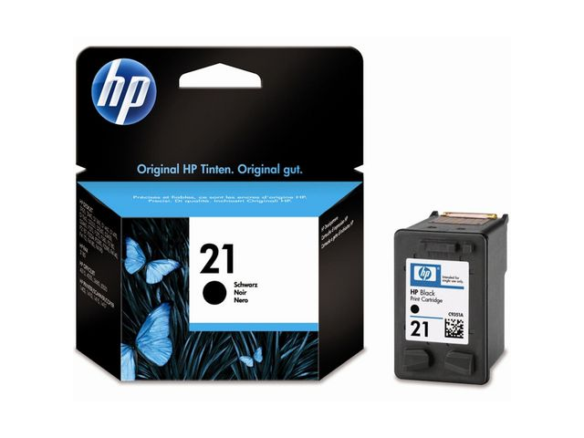 Great Value HP 21 Ink Cartridge | Hewlett Packard | C9351AE | Staples