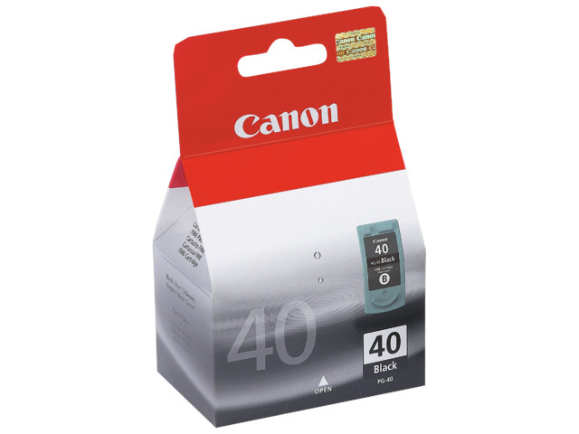 Cheap Canon PG-40 Black Ink Cartridge | Canon | 0615B001 | Canon