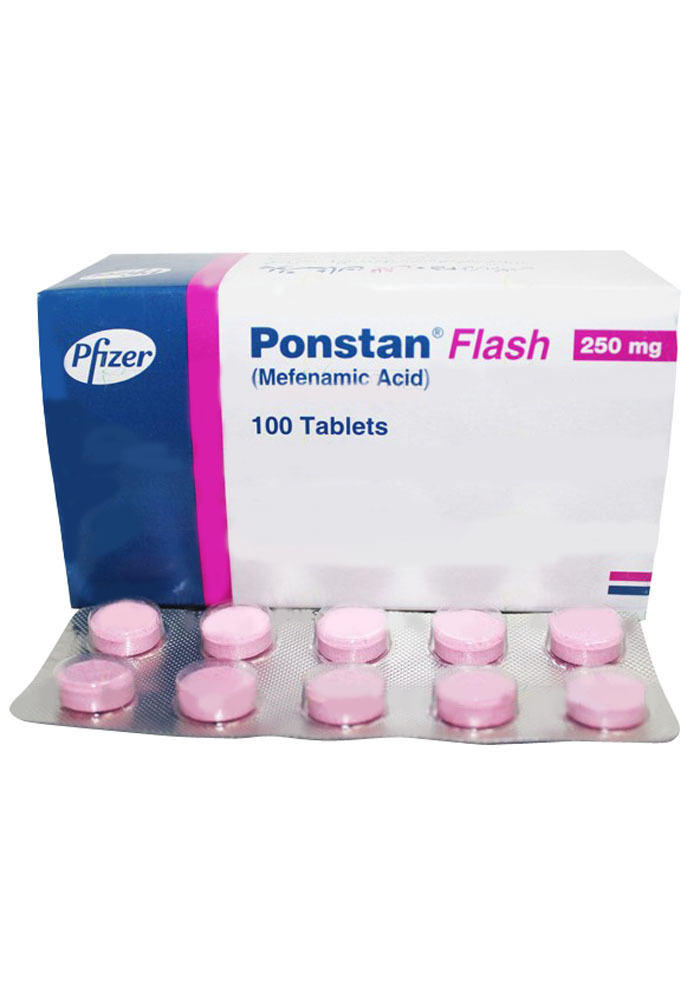Great Value (POM) Ponstan 250mg | P-Z |  |