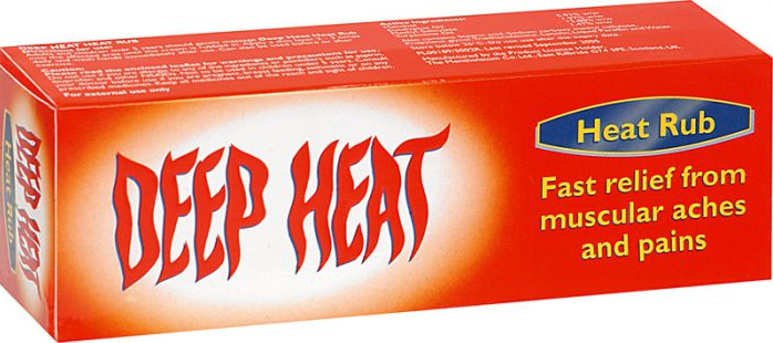 Great Value (P) Deep Heat Rub - 100gm | D-H |  |