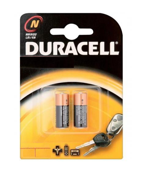 Cheap Duracell MN9100N Twin Pack | Standard Batteries |  |