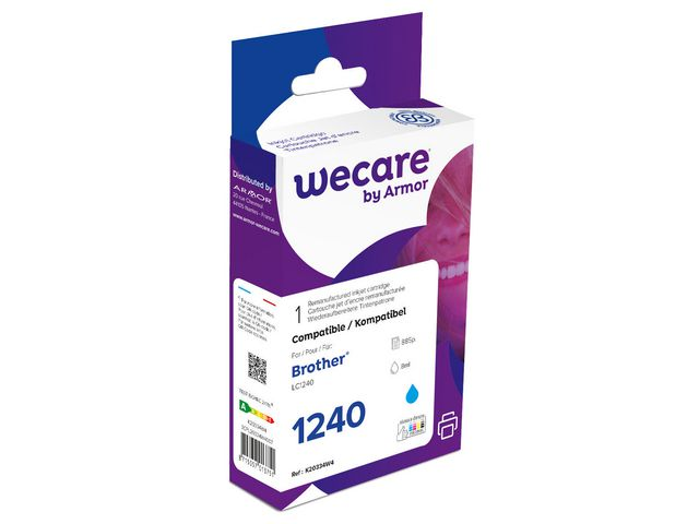 Cheap Compatible Brother LC1240 Ink Cartridge Cyan | Compatible |  |