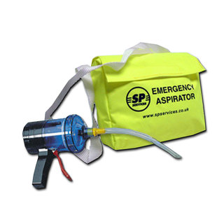 Cheap Vitalograph Aspirator with Yellow Carry Bag | Bags and Cases |  | Vitalograph