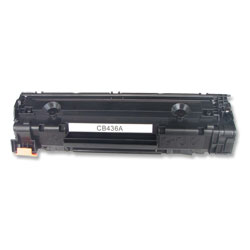Cheap HP 36A Compatible Toner Cartridge Black (CB436A) | Compatible |  |