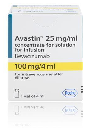 Cheap [Fridge] (POM) Avastin Concentrate Solution for Infusion 25mg/ml - 100mg | A-C |  |