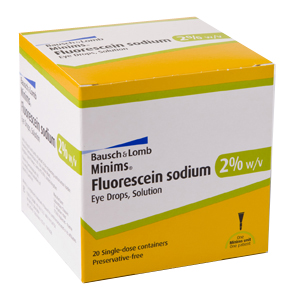 Great Value (POM) Fluorescein Sodium 2% | D-H |  | Medical Supermarket