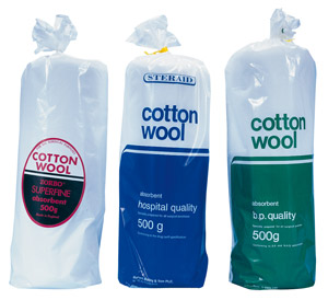 Great Value Cotton Wool Roll | Cotton Wool, Balls, Buds |  |