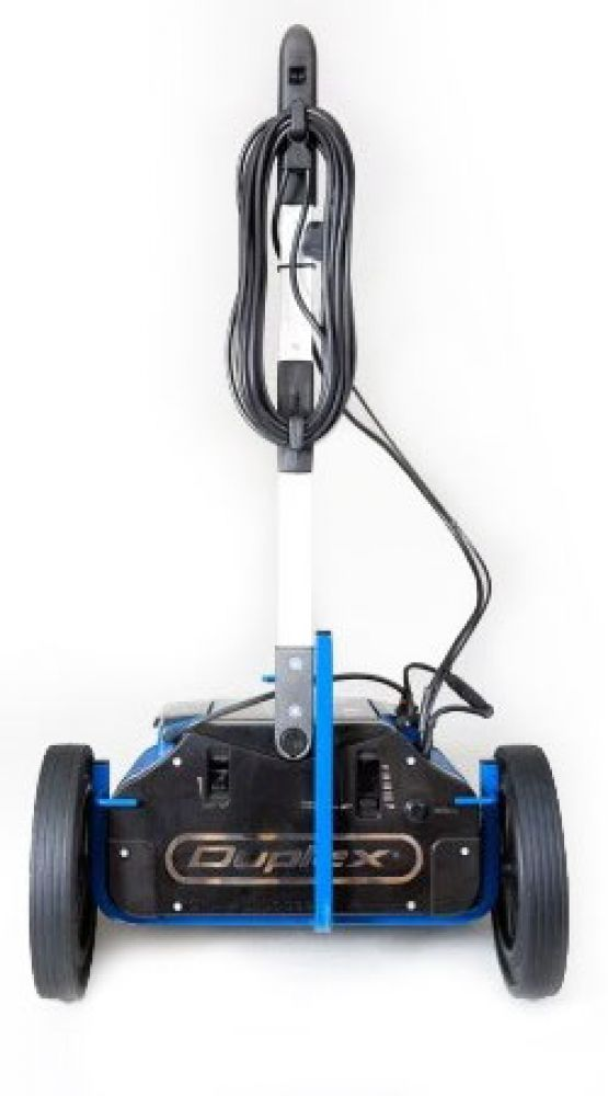 Great Value Duplex Trolley for Floor Cleaning Machines | Floor Cleaning Machines | TROLL |