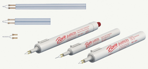 Great Value Disposable Single Use Cautery Pens High Temp 1,204C Loop Tip | Electrosurgical Consumables | 09-AA03 | Albert Waeschle