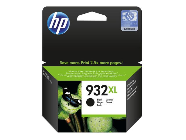 Great Value HP No.932XL High Capacity Ink Cartridge Black | Hewlett Packard | 2369721 | Hewlett Packard