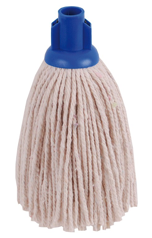 Great Value Hygiene Py Yarn Mop Size 12 Blue | Mop Heads | 10075 | HPC Healthline