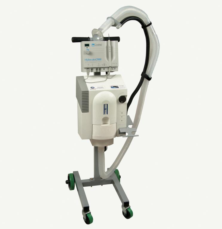 Cheap Acu-Evac IE II Smoke Extractor (Complete System) | Electrosurgical Cautery Units | BH-500 | Schuco