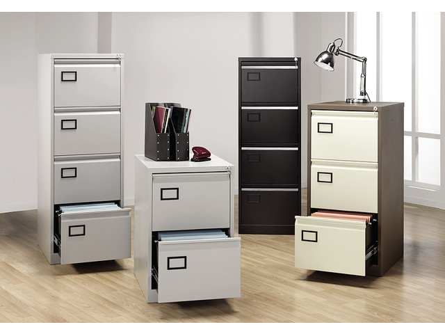 cheap compact a4 1 drawer filing cabinet grey filing cabinets bisley