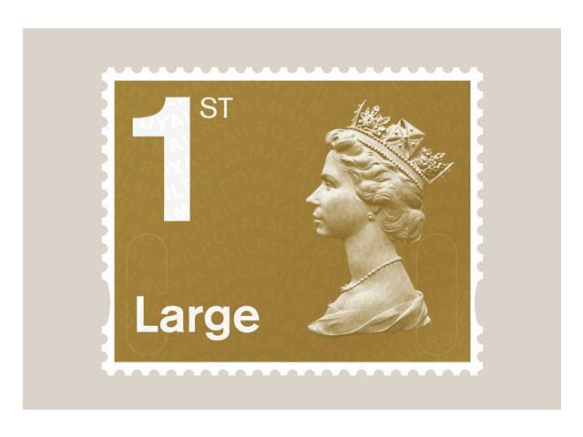 Cheap 1st Class Large Letter Postage Stamps | Postage Stamps | SLDN17438817 | Royal Mail
