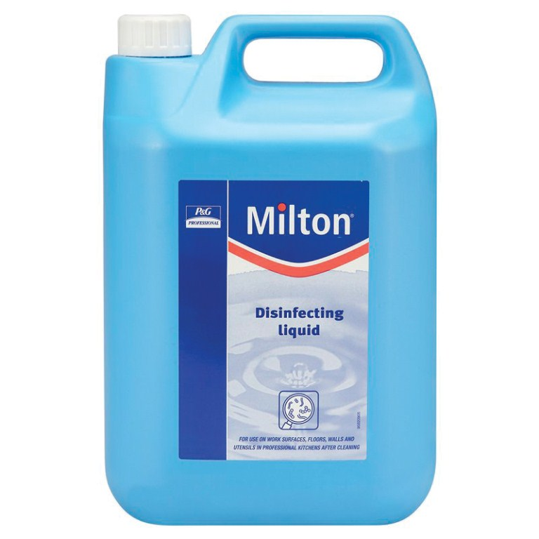 Cheap Milton Disinfecting Liquid | Specialist Surface Sprays | SP5549B | Procter & Gamble