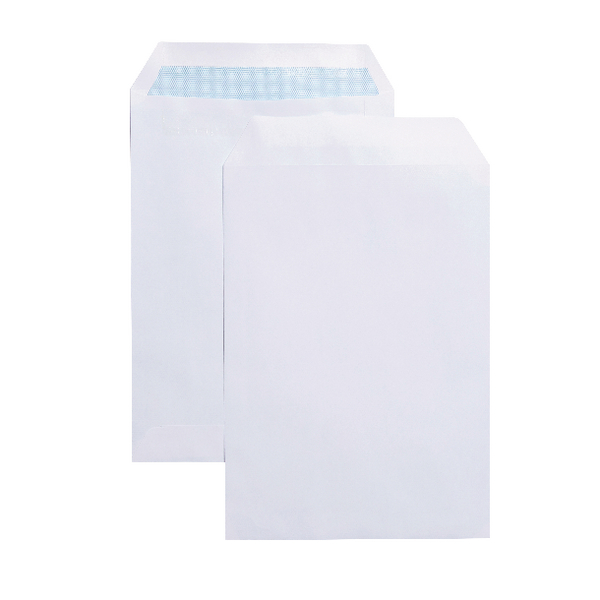 Great Value C5 White Plain Envelopes 90gsm | White Business Envelopes |  |