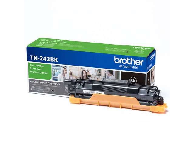 Great Value Brother TN243BK Black Toner | Brother |  | Brother