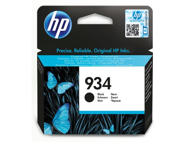Great Value HP No.934 Inkjet Cartridge Black | Hewlett Packard | C2P19AE |
