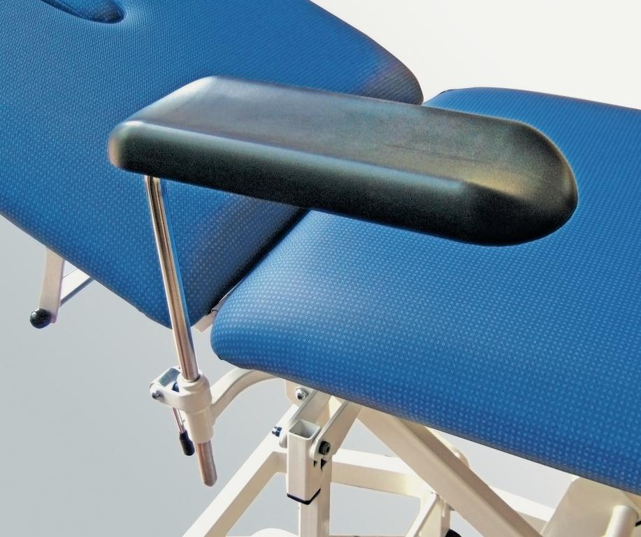 Doherty Plinth Phlebotomy Arms | Medical Supermarket