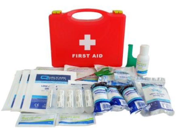 Great Value Burns First Aid Kit Box - Large | First Aid Kits & Supplies |  |