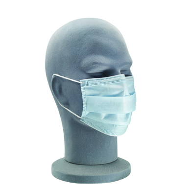 Cheap Uniprotect Air Procedure Face Masks Blue | Face Masks | UN42815 | Shermond