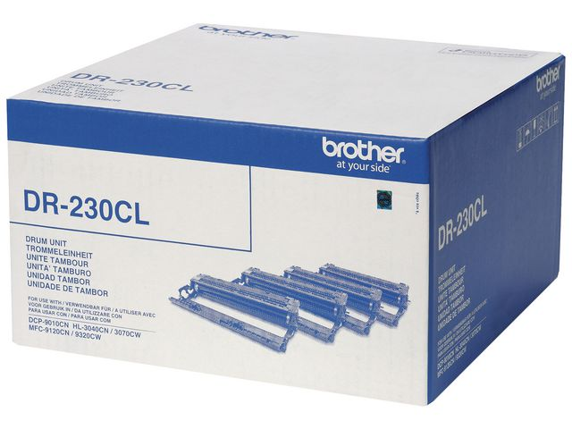Great Value Brother DR230CL Drum (pack of 4) | Brother | DR230CL | Brother