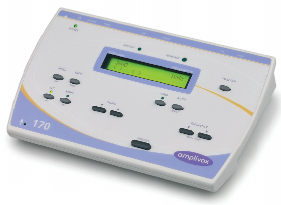 Great Value Amplivox 170 Automatic Audiometer | Audiometers | 170U | Amplivox