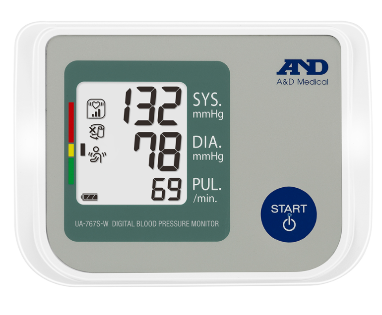 Upper Arm Blood Pressure Monitor Standard