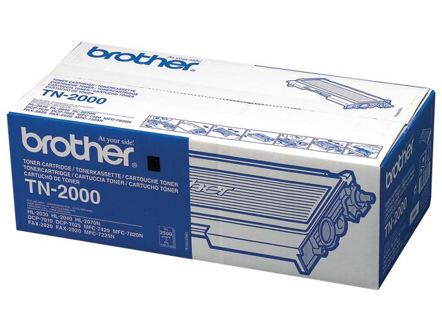 Great Value Brother TN2000 Black Toner | Brother | TN2000 | Brother