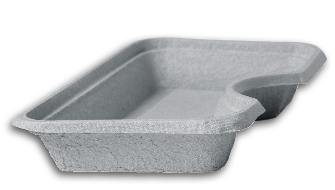 Great Value CS Receiver Pulp Tray | Kidney Dishes, Trays & Bowls | PHREC007 | Caretex