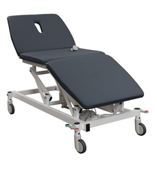 Great Value Doherty 3 Section Bariatric Plinth | Doherty & Sidhil Couches | PLE04 | Sidhil/Doherty