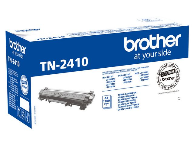 Great Value Brother TN2410 Black Toner Cartridge | Brother |  |