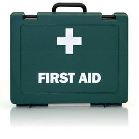 Great Value HSE Compliant First Aid Kit 10 Person | First Aid Kits & Supplies |  |