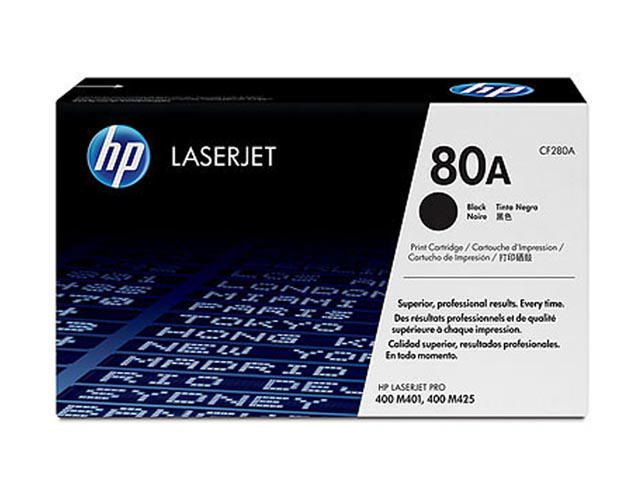 Great Value HP No.80A Black Toner | Hewlett Packard | CF280A | Hewlett Packard