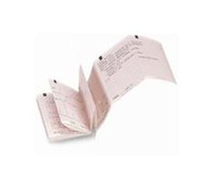 ECG Fanfold Paper for HP and Phillips Machines 4000700C | Medical Supermarket