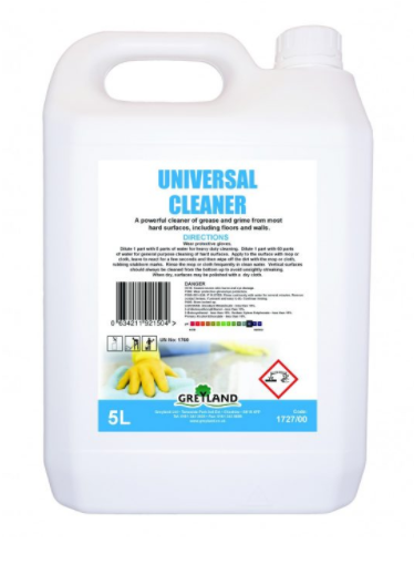 Universal Cleaner 5 Litre- Pack of 1 | Medical Supermarket