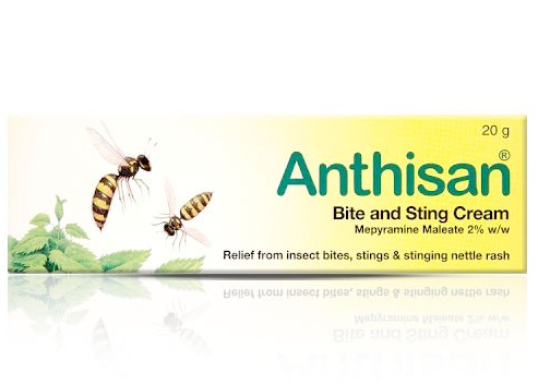 Great Value (P) Anthisan Bite & Sting 2% Cream 20g | A-C |  |