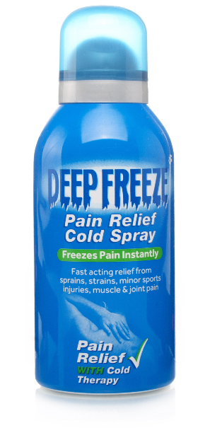Great Value (GSL) Deep Freeze Cold Spray 150ml | D-H |  |