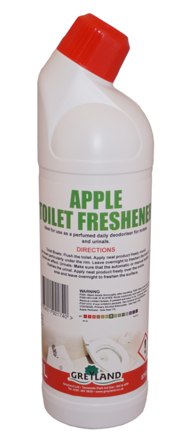Great Value Apple Toilet Cleaner 1 Litre Pack of 1 | Washroom Cleaners |  |