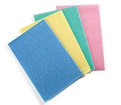 Great Value Heavy Weight Cloth Blue | Cleaning Cloths |  | Medical Supermarket
