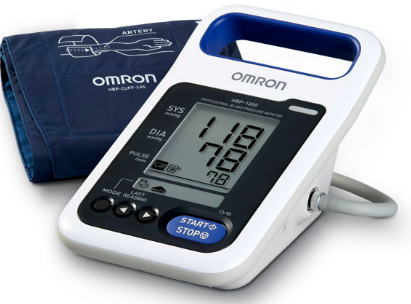 Great Value Omron HBP-1300 Blood Pressure Unit | Blood Pressure Monitors |  | Omron