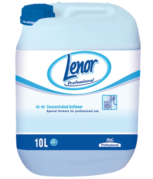 Cheap P&G Lenor Professional S2 Soft & Fresh Concentrate Softner 10L | Auto-Dosing Products | 73653 | Procter & Gamble