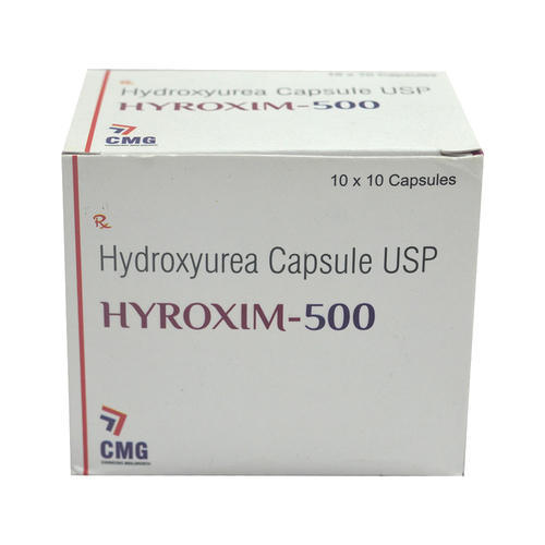 Great Value (POM) Hydrea Capsules 500mg | D-H | 0125260 |