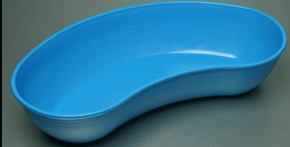 Cheap Warwick Reusable Polypropylene Kidney Dish 750ml Graduated To 600ml 250x55mm Blue | Kidney Dishes, Trays & Bowls | WWKD250 | Bunzl