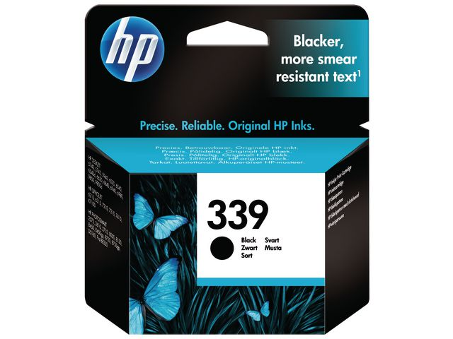 Great Value HP No.339 High Capacity Black Ink Cartridge | Hewlett Packard | C8767EE | Hewlett Packard