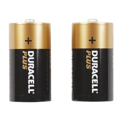 Cheap Duracell Plus C Batteries Alkaline | Standard Batteries |  |