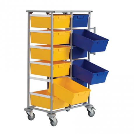 Great Value Two Tier Carry Cart | Linen and Laundry Management |  | Sidhil/Doherty