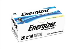 Cheap Energizer Eco Advanced Batteries 9V | Standard Batteries |  |