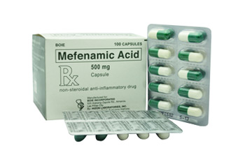 How Much Is Mefenamic acid Cost